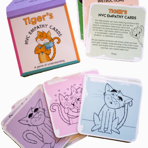 tigers nvc empathy cards